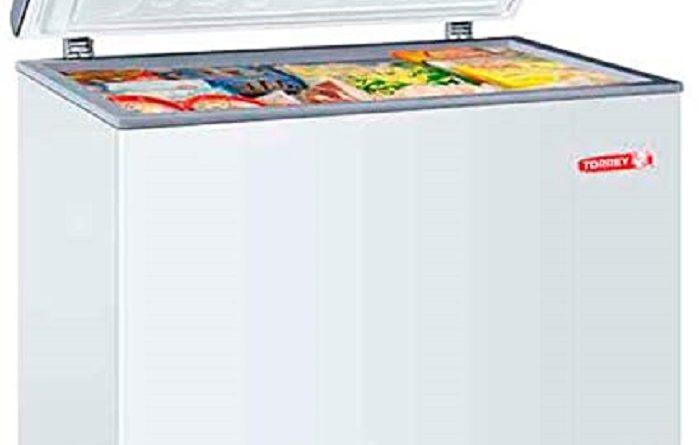 Congelador horizontal pequeño