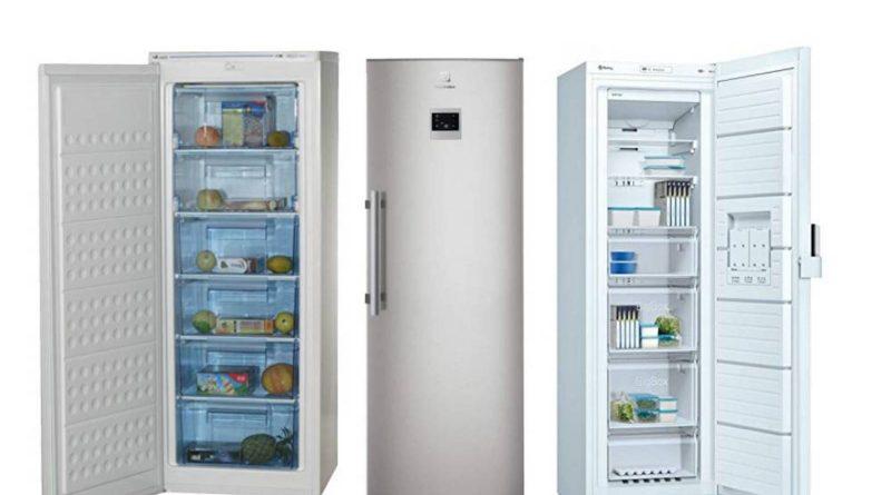 Congeladores verticales baratos