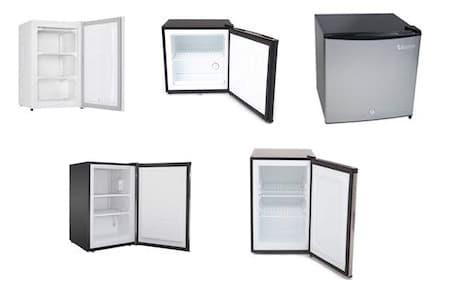 mini congeladores
